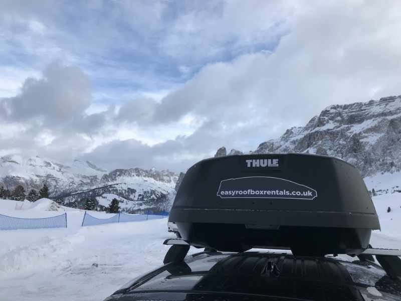 Ski Box Hire